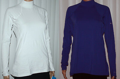 Columbia Women's Baselayer Midweight Mock Neck LS Shirt NWT several choices **