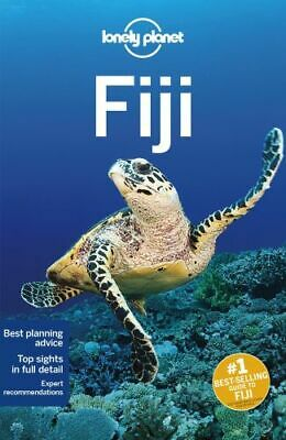 NEW Fiji By Lonely Planet Travel Guide Paperback Free Shipping
