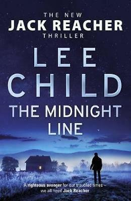 NEW The Midnight Line By Lee Child Paperback Free Shipping