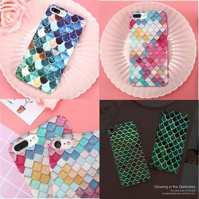 Slim Shockproof Pattern Hard PC Phone Case Cover For iPhone X 5 7 6S Plus Huawei