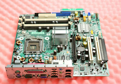 Compaq Dc7600 motherboard manual