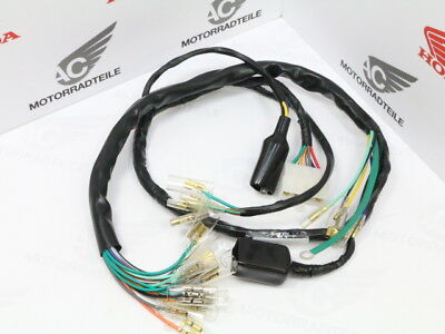 """Honda CB 500 Four K0 K1 K2 wire harness cord reproduction """"Made in Japan"""" repro"""
