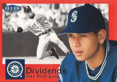 2000 Fleer Tradition Dividends Baseball Cards Pick From List