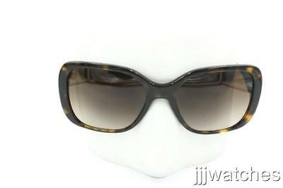5e44b3acd3b2 New Burberry Women Dark Tortoise Havana Gradient Sunglasses BE4192 300213 56