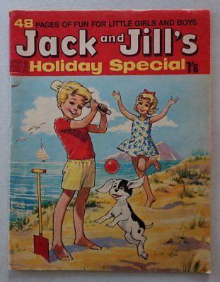 Jack and Jill's Holiday Special comic 1967 Good- (phil-comics)