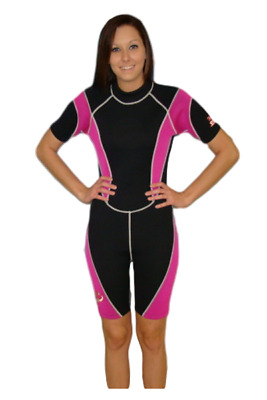 529731a414 Women s Shorty Wetsuit 3MM XL Model 8814