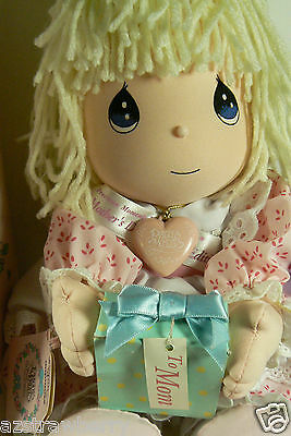 """Precious Moments Applaus """"MANDY"""" 1993 MOTHER'S DAY Doll Limited Edition NEW BOX"""