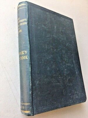 IN RHYME The Dental Student's Technical Course (1909) RARE SIGNED AUTHOR