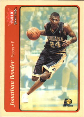 2004-05 Fleer Tradition Basketball - Choose Your Cards