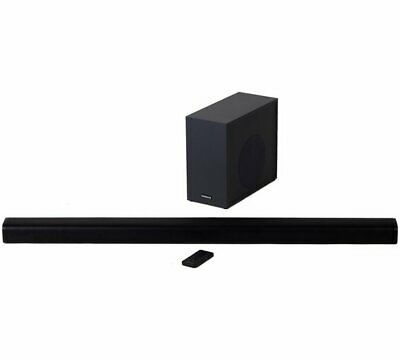 Hitachi 240W 2.1Ch Sound Bar With Wireless Subwoofer - BLACK FRIDAY SALE