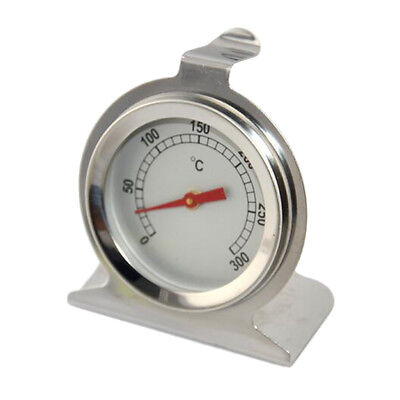 Stainless Steel Oven Liquid Thermometer Polymer Clay Baking Tool Accessory
