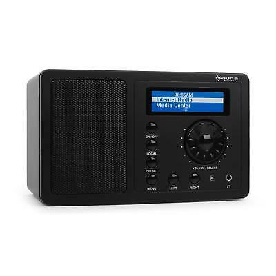 Internetradio Digitalradio Wlan Radio Wecker Lautsprecher Tuner Wireless MP3 AUX