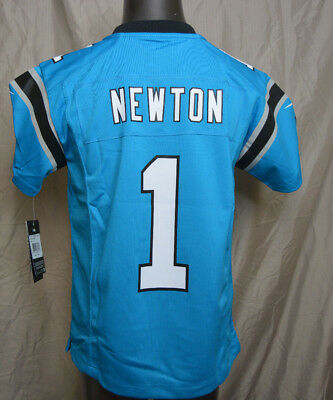 competitive price 1dd79 883ab youth carolina panthers cam newton jersey