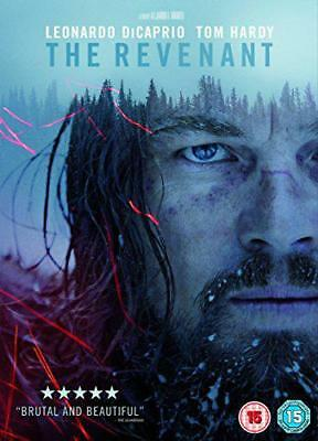 The Revenant [DVD] [2016], DVD, New, FREE & Fast Delivery