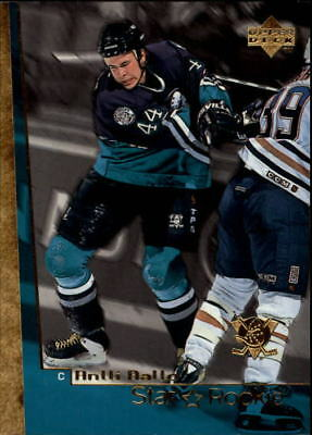 1998-99 Upper Deck Gold Reserve Hockey #1 - #285 Choose Youur Cards