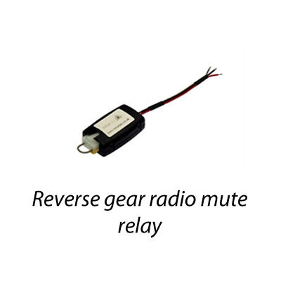 10-640 BMW 1 SERIES E87 2004 to 2010 REVERSE GEAR RADIO MUTE RELAY KIT INTERFACE