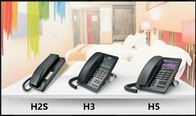 MAKE ME AN OFFER - Fanvil H5 SIP Hotel Phone with USB Charging Port
