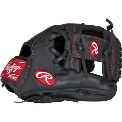 """Rawlings Gamer 11.25"""" Youth Infield Glove Pro I Web, Right Hand Throw"""