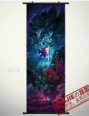 Lightning Returns: Final Fantasy XIII Home Decor Japan Poster Wall Scroll Anime