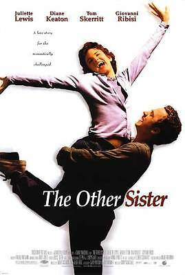 The Other Sister Original D/S One Sheet Rolled Movie Poster 27x40 NEW 1999