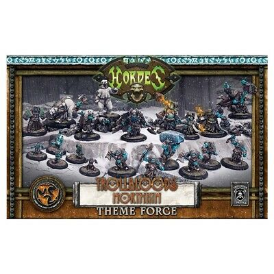 Hordes Trollbloods Northkin Theme Army Box - PIP71119 - Used Out of Box