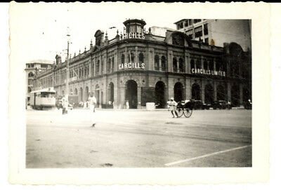 1935 ca COLOMBO (SRI LANKA) CARGILLS Limited building *Vintage photo 10x7 cm