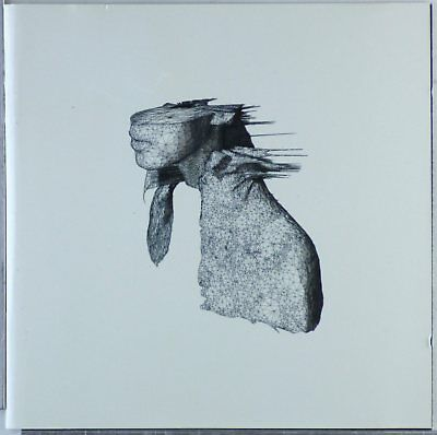 CD - Coldplay - A Rush Of Blood To The Head - A5104 - booklett