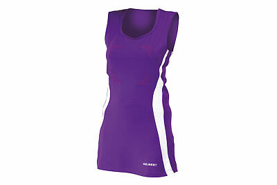 Gilbert Eclipse II Hook & Loop Netball Dress Clothing Workout Training