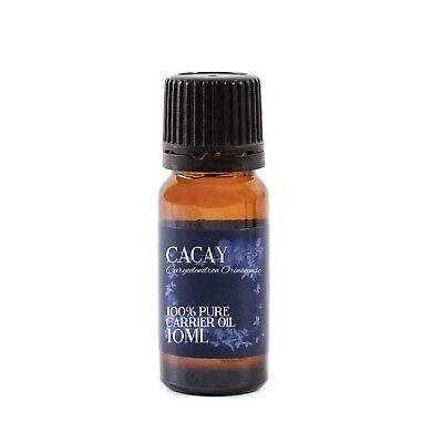 Mystic Moments | Cacay (Kahai) Carrier Oil - 100% Pure - 10ml (OV10CACA)