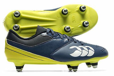 Canterbury Phoenix 2.0 SG Kids Rugby Boots Shoes Footwear Sports Training