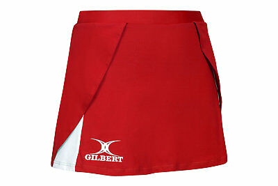 Gilbert Helix II Netball Skort Training Sports Workout Shorts Bottoms