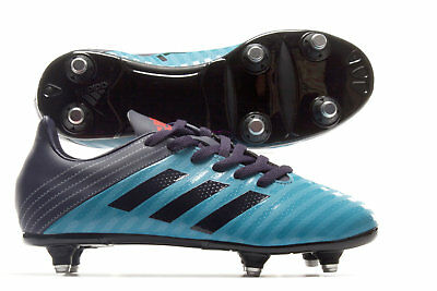 adidas Unisex Malice SG Kids Rugby Boots Shoes Footwear Sports Training