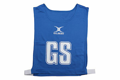 Gilbert Classic Netball Bibs Set of 7 Accessory Training Workout Sports