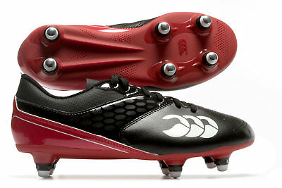 Canterbury Phoenix Raze SG Kids Rugby Boots Shoes Footwear Sports Training