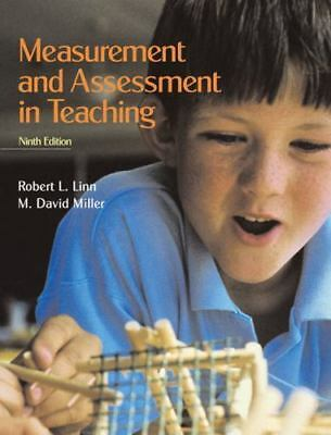 Measurement and Assessment in Teaching 9th Edition