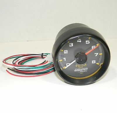 Autometer tachometer auto gage 8000 rpm 3 34 pn 2300 exc autometer tachometer auto gage 8000 rpm 3 34 pn 2300 exc publicscrutiny Image collections