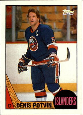 1987-88 Topps Hockey - Choose Your Cards