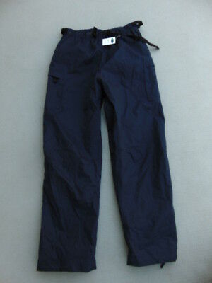 Rain Pants Ladies Size X Large Wetskins Navy New With Tags