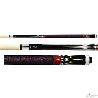 25/% OFF New McDermott Star SP4 Pool Cue Red Pearl FREE JT CAPS /& FREE US SHIP
