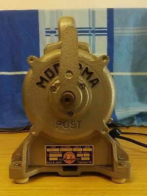 Moderma Post Poliermotor Beck & Jehle