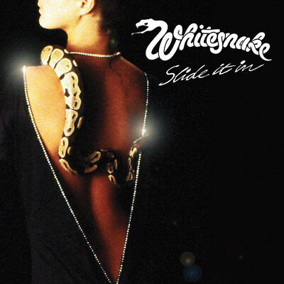 Whitesnake - Slide It In [New CD]