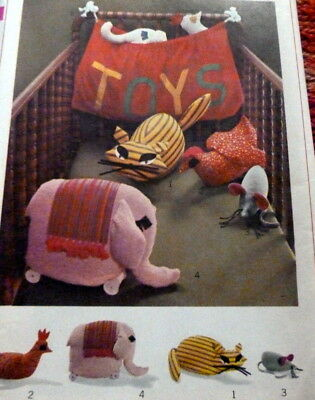 ZEBRA STUFFED ANIMAL Toy Pattern ~ Vintage 1960s - $7.48 | PicClick