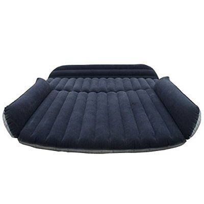 Heavy Duty Backseat Car Inflatable Travel Mattress for Camping & SUV by Hepburns