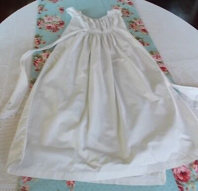 Antique Victorian Era Early Baby's Christening Gown