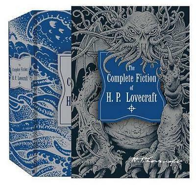 NEW The Complete Fiction of H. P. Lovecraft By Howard Phillips Lovecraft