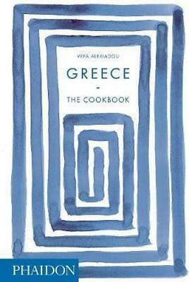NEW Greece By Vefa Alexiadou Hardcover Free Shipping