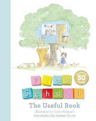 NEW Play School: The Useful Book By Play School Paperback Free Shipping