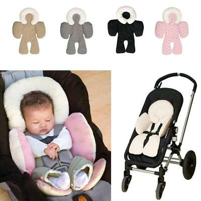 Soft Head & Body Support Baby Infant Pram Stroller Car Seat Pillow Cushion LD