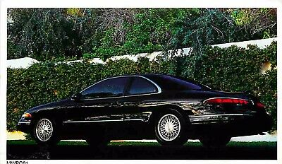 Advertising Postcard 1995 Lincoln Mark VIII