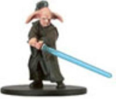 WOTC Star Wars Minis Champions o/t Force Even Piell NM